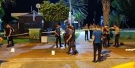 Alanya#039;da sokakta silahlar konuştu: 1 ağır yaralı var