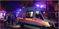 Alanya#039;da turistler birbirine girdi