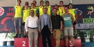 Alanya Triathlon takımı 6 madalya aldı
