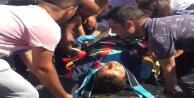 Alanyada korkutan kaza: Yine motosiklet