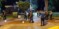 Alanyada sokak ortasında silahlar konuştu: 1 ölü var