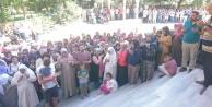 Alanyalı hacı adayları dualarla uğurlandı