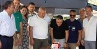ALTSO yönetiminde doğum günü sürprizi