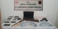 Jandarma suç çetesini çökertti: 9 gözaltı