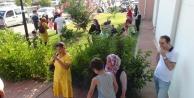 Manavgat'ta TOKİ izdihamı