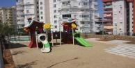 Tosmur Mahallesi#039;ne yeni çocuk parkı
