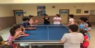 Yaz spor okulları hız kesmeden devam ediyor