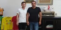 Alanya Belediyespor#039;dan Fenerbahçe#039;ye transfer oldu
