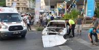 Alanya#039;da feci kaza: 2#039;si çocuk 4 yaralı var