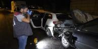 Antalya#039;da araç yangınında iki otomobil kül oldu