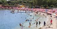 Antalya#039;nın o ilçe nüfusu bayramda ikiye katlandı