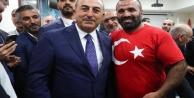 Bakan Çavuşoğlu Lübnan#039;da