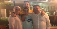 Başkan Yücel#039;in oğlu Emir#039;e sürpriz kutlama