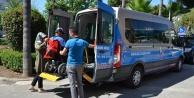 Büyükşehirden engellilere ulaşım desteği