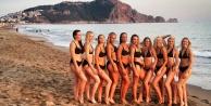 Miss Finland 2019 finalistleri Alanya#039;da kampa girecek