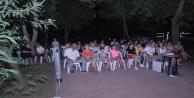 Sıcaklar Antalyalıları gece buluşturuyor