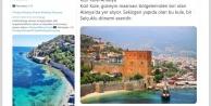 TRT#039;den Alanya paylaşımı