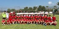 Vanenburg Futbol Akademisi Alanya 2019 sona erdi