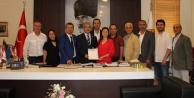 AGC#039;den Antalya çıkarması