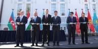 Alanyalı Bakan Macaristan#039;da Türk Konsey ofisini açtı