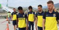 Fenerbahçe Alanya#039;ya geldi