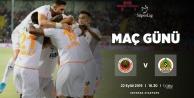 Gençlerbirliği Alanyaspor maçının 11#039;leri belli oldu