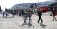 İç hatlarda rekor Antalya havalimanında