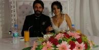 Merve ile Armağan#039;ın mutlu günü