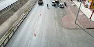 Seçici göz ve drone ile 29 sürücüye ceza kesildi