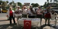 Vatan Partisi Diyarbakırlı anneleri yalnız bırakmadı