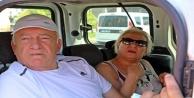 Yaşlı çifte kapkaç şoku