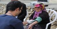 Alanya Belediyesi sağlık taramalarına devam ediyor
