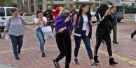 Alanya#039;da fuhuş operasyonuna 6 tutuklama