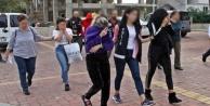Alanya#039;da fuhuş operasyonu; 4#039;ü kadın 6 gözaltı var