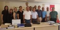 Alanya#039;daki oda genel sekreterlerine başmüfettiş eğitimi