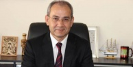 ALKÜ eski rektörü Pınarbaşı yeni görevine başladı