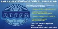ALTSO#039;dan bir dijital sektör semineri daha