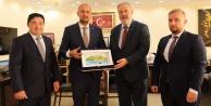 Başkan vekili Kiriş#039;ten Çavuşoğlu#039;na teşekkür