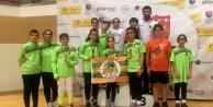 Eskrim takımımız Konya#039;dan 5 madalyayla döndü