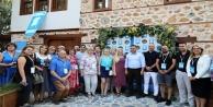 Gastronomi Çalışma Turu#039;nun ilk ayağı Alanya#039;da tamamlandı