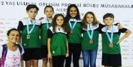 Alanya Nil Spor Kulübü sporcuları Bölge Şampiyonu oldu