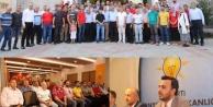 Toklu, mahalle başkanlarıyla toplantı yaptı