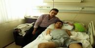 4#039;üncü çift kol nakli uyandı, sağlık durumu iyi