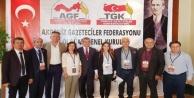 AGF#039;de yeni yönetim görev dağılımı yaptı
