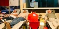 Alanya Anadolu#039;dan kan bağışına destek