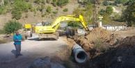Alanya Belediyesi kırsalda çalışmalarını sürdürüyor