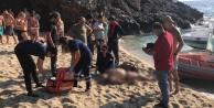 Alanya#039;da denizde ceset bulundu