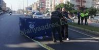 Alanya#039;da feci kaza: Bir kadın hayatını kaybetti