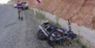 Alanya#039;da motosiklet sürücüsü ağır yaralandı