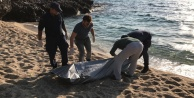 Alanya#039;da sahile vuran cesedin kimliği belirlendi